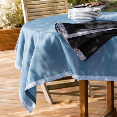 Nappe Lift Bleu denim 140 x 250
