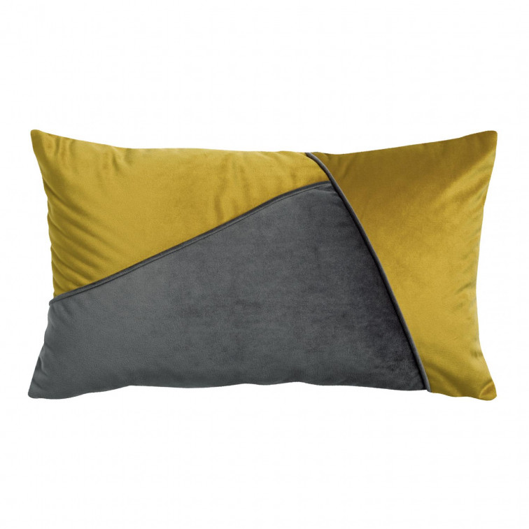 Coussin patch Eveal Gold 30 x 50