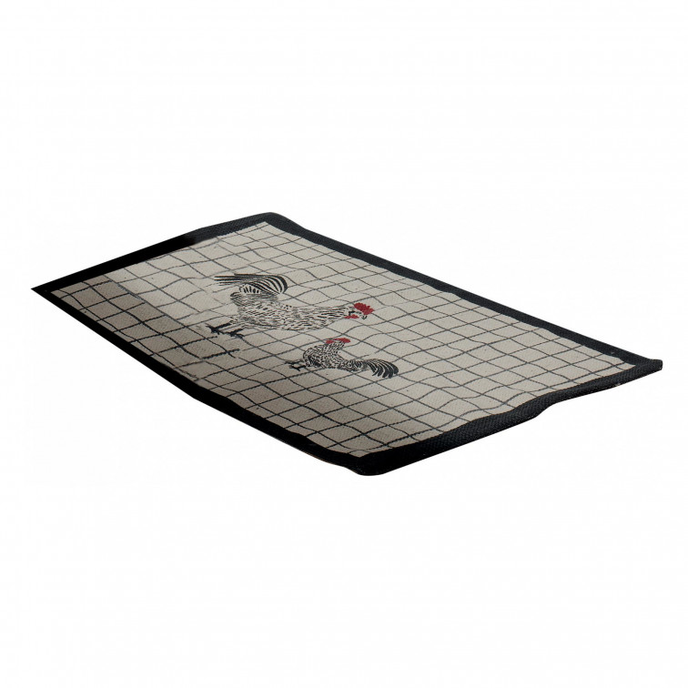 Tapis Chicken Gris 50 x 80