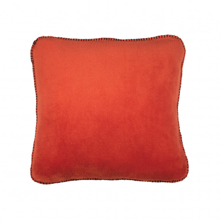 Coussin Melly Rouille 45 x 45