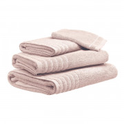 Gants de toilette Silver Blush 15 X 21