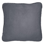 Coussin Melly Gris 45 x 45