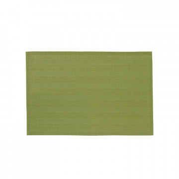 Set de table Stripes kiwi
