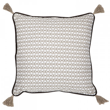 Coussin Tosca Cement 40 x 40