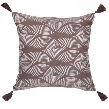 Coussin Taly Ecorce 40 x 40