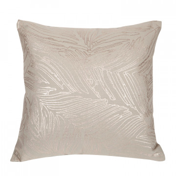 Coussin Nervures Cement 40 x 40
